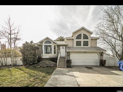 Taylorsville UT Single Family Home For Sale: $355,000
