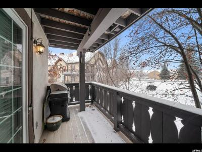 Wasatch County Condo For Sale: 785 N 800 W #3101