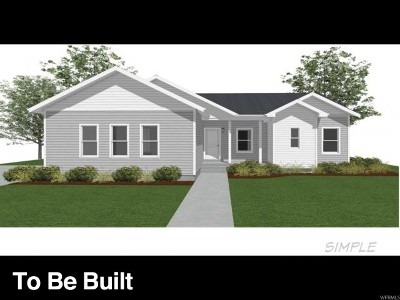 Hyrum Single Family Home For Sale: 829 W 50 Res N
