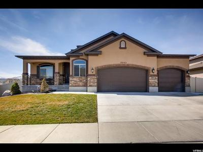 Riverton Single Family Home Under Contract: 13542 S Cervina Way