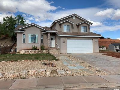 St. George Single Family Home For Sale: 1536 N 1540 W