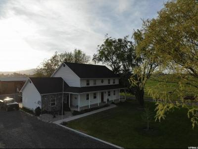 Preston Single Family Home For Sale: 2218 S Highway 34