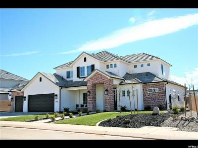 St. George Single Family Home For Sale: 2902 E Sycamore Ln