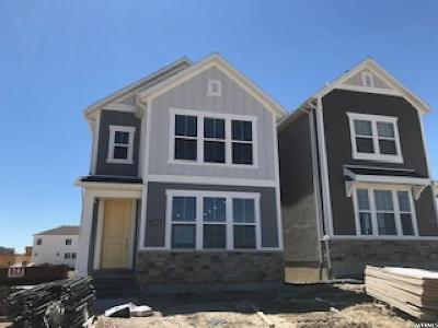 Lehi Single Family Home For Sale: 4472 W 2550 N
