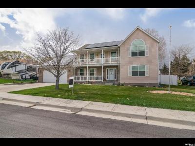 Grantsville UT Single Family Home For Sale: $379,000