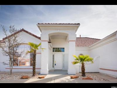St. George Single Family Home For Sale: 616 N Daybreak Dr