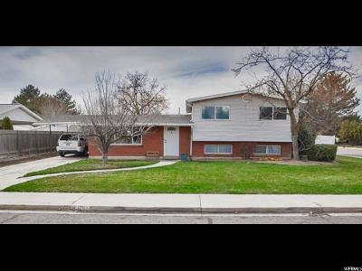 Provo Single Family Home Under Contract: 1297 N 1750 W