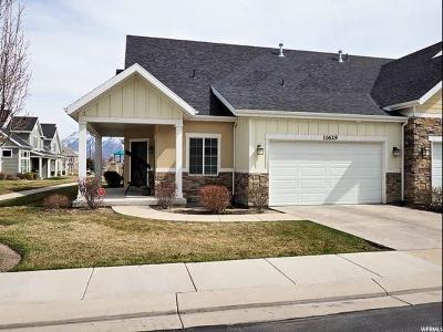 Riverton Townhouse For Sale: 11629 S Winford Dr