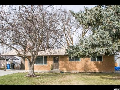Smithfield Single Family Home For Sale: 503 N Wasatch Blvd