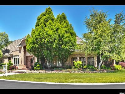 Provo Single Family Home For Sale: 3339 N Cottonwood Ln