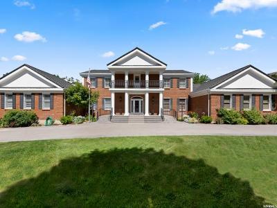 Provo, Orem Single Family Home For Sale: 911 E Osmond Ln