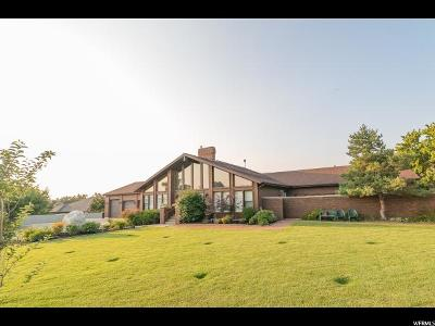 Bountiful Single Family Home Under Contract: 444 N 400 East Dr E
