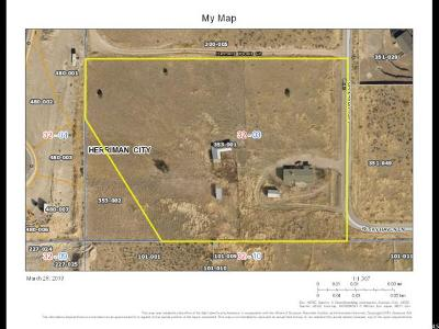 Herriman Residential Lots & Land For Sale: 14186 S Sky Haven Cir