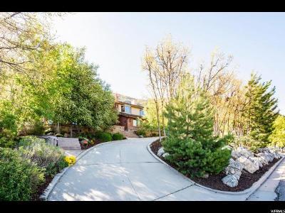 Salt Lake City Single Family Home For Sale: 1589 S Devonshire Dr