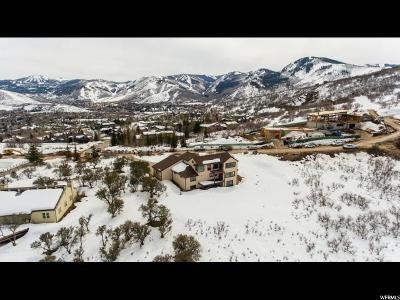Park City Single Family Home For Sale: 276 Mountain Top Dr