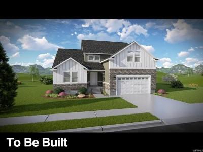 Eagle Mountain Single Family Home For Sale: 524 E Gilbert Peak Way #214