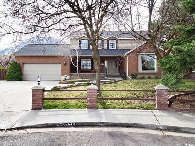 Provo Single Family Home Under Contract: 2755 Brereton Dr
