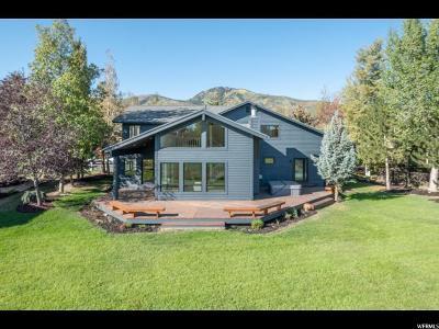 Park City Single Family Home For Sale: 2824 Lucky John
