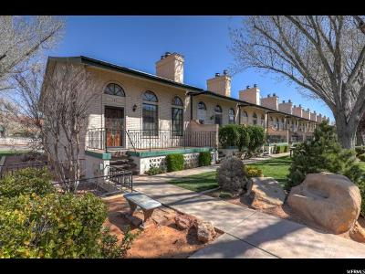 St. George Townhouse For Sale: 325 S 200 E #1