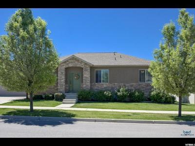 Orem Single Family Home For Sale: 1149 W 560 N