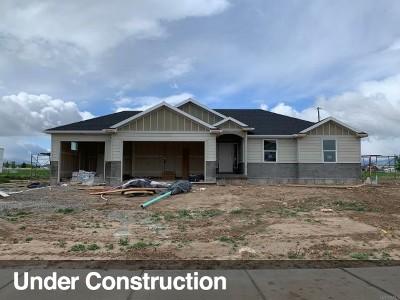Grantsville UT Single Family Home For Sale: $348,000