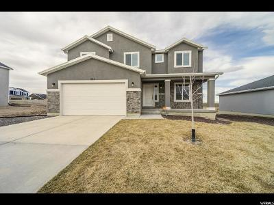 Santaquin Single Family Home For Sale: 363 Stone Hollow Dr