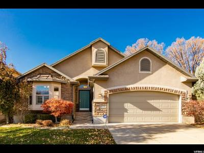 Farmington Single Family Home Under Contract: 1373 N Fairway Ln W
