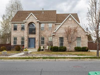 Sandy Single Family Home For Sale: 9616 S Candle Tree Ln E
