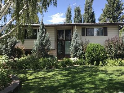 Preston Single Family Home Backup: 295 N 1st E