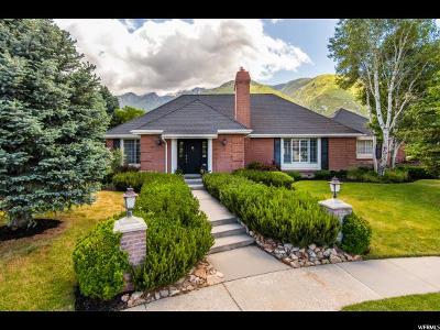 Sandy Single Family Home For Sale: 12165 S Fairway Cir