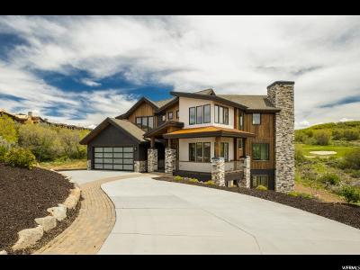 Wasatch County Single Family Home For Sale: 1135 E Lasso Trl