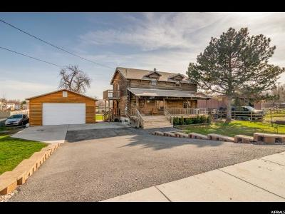 Riverton Single Family Home For Sale: 2379 W Myers Ln S