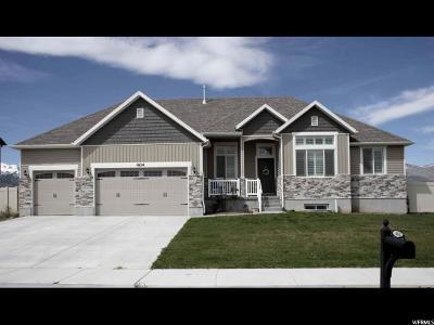 Grantsville UT Single Family Home For Sale: $392,000