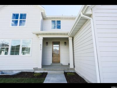Orem Single Family Home Under Contract: 853 W 1840 N