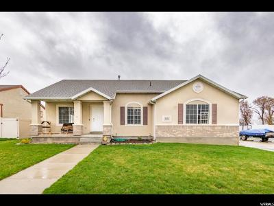 Springville Single Family Home For Sale: 2184 S Eldorado Dr E