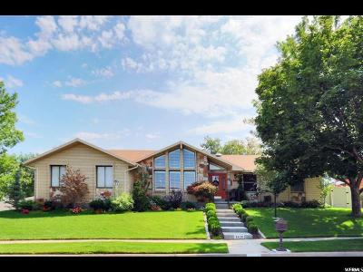 Sandy Single Family Home For Sale: 8439 S Sun Valley Dr