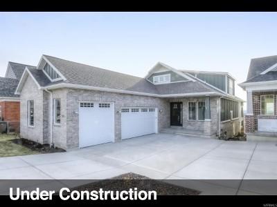 Salt Lake City Single Family Home For Sale: 589 N Columbus St