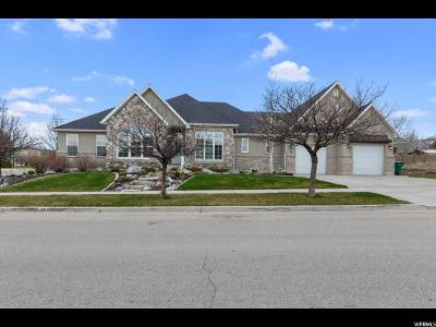 Orem Single Family Home Under Contract: 132 W 2030 S