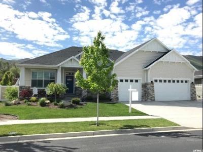 Draper Single Family Home For Sale: 646 E Rockwell Vis S