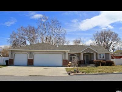 Payson Single Family Home For Sale: 1353 S 100 E