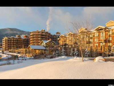 Park City Condo For Sale: 3000 Canyons Resort Dr #4514AB