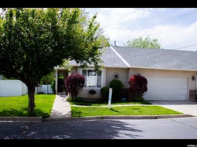 Pleasant Grove Single Family Home For Sale: 221 N 20 W