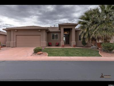 St. George Single Family Home For Sale: 1619 N Raven Ln