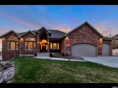 Draper Single Family Home For Sale: 13006 S Glacier Point Cir