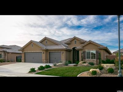 St. George Single Family Home For Sale: 921 W Las Colinas Dr S