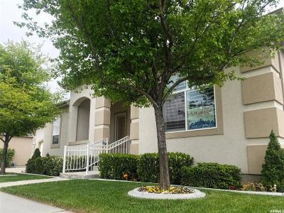 South Jordan Single Family Home For Sale: 1493 W Green Apple St S