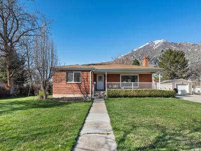 Springville Single Family Home For Sale: 339 E 300 N