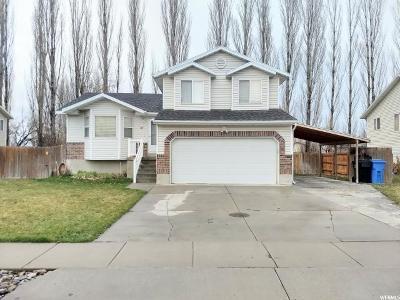 Logan UT Single Family Home For Sale: $254,900