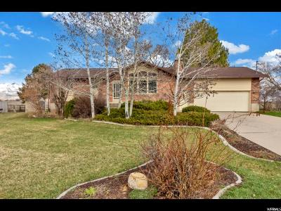 Benson Single Family Home Under Contract: 4860 N 2400 W #1