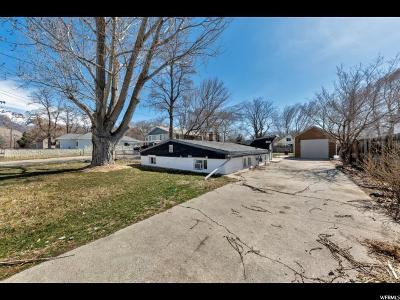 Ogden Single Family Home For Sale: 543 8th St